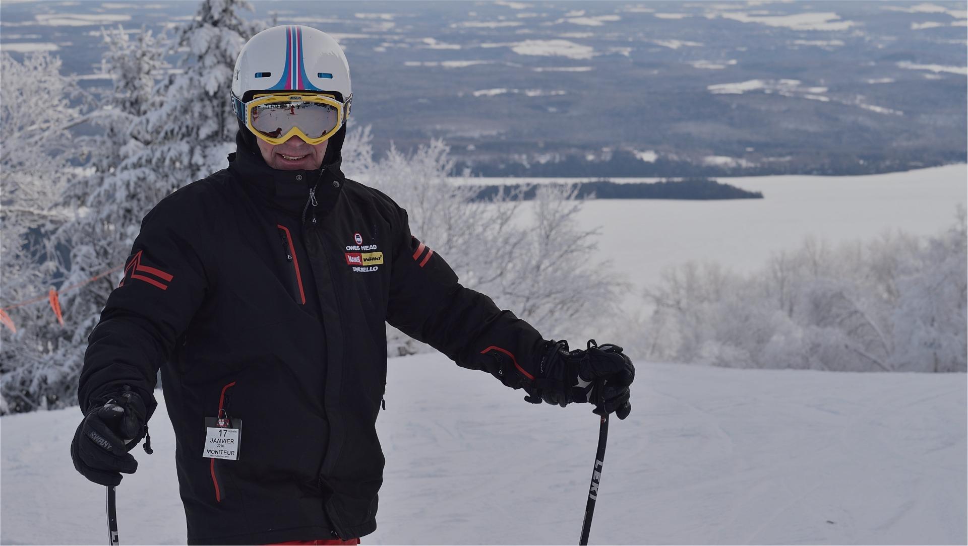 owls head école de glisse cours privés programmes ski