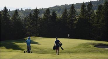 owls head activité golf